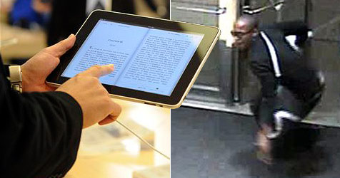 Mann verliert bei iPad-Raubüberfall den kleinen Finger