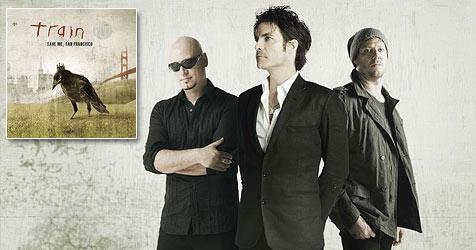 Kultband Train kehrt wieder zum Rock-Ursprung zurück