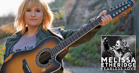 Melissa Etheridge lässt es auf neuer CD wieder rocken
