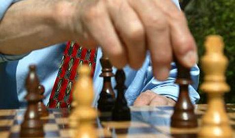 Deutscher kommt beim Schachspiel schwer ins Trudeln