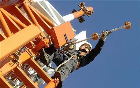 Freie Frequenzen sollen an Mobilfunk vergeben werden