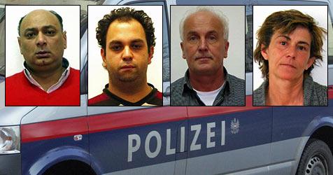 Trickdiebe gaben sich als Ärzte und Kriminalbeamte aus (Bild: Andi Schiel/BPD Wien)