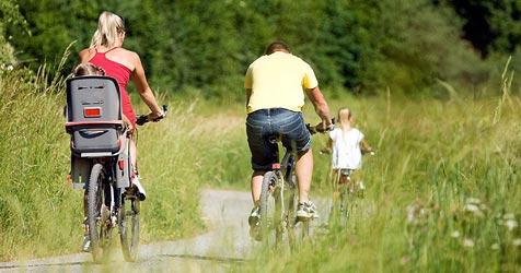 Bestnoten für das heimische Angebot an Radrouten (Bild: © 2010 Photos.com, a division of Getty Images)