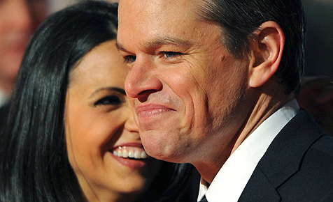 Hollywood-Star Matt Damon wird wieder Vater