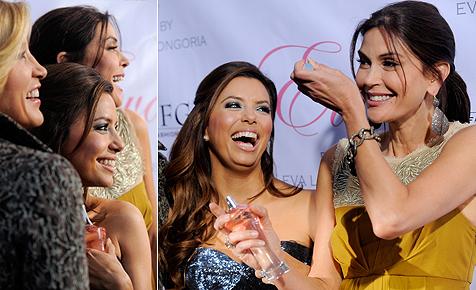 """""""Housewives""""-Stars feiern Parfum von Eva Longoria"""