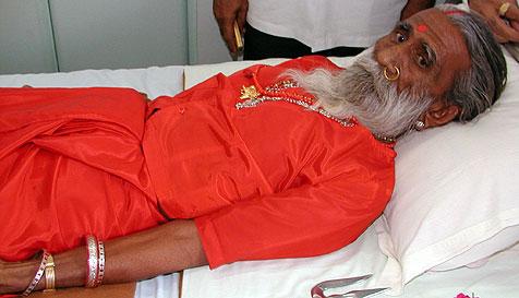 Inder sagt: Lebe seit 70 Jahren ohne Essen und Trinken