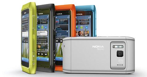 "Nokia präsentiert neues Smartphone-Flaggschiff ""N8"" (Bild: Nokia)"