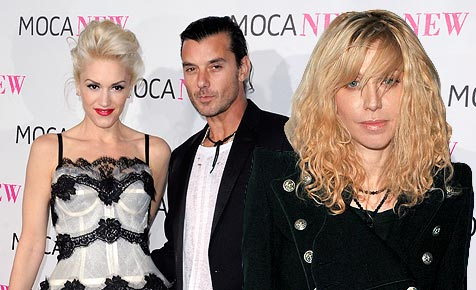 "Courtney Love: ""Gavin hat Gwen mit mir betrogen"""