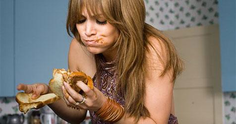 Jennifer Lopez bestand auf ihre Film-Fressszenen (Bild: AP Photo/CBS Films)