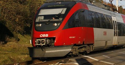 Kopf in Zugtür eingeklemmt - Schülerin verletzt (Bild: Klaus Kreuzer)