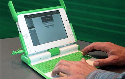 OLPC liefert Laptops an Schulen im Gazastreifen