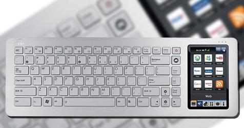 """Asus nennt neue Details zu seinem """"EeeKeyboard"""" (Bild: Asus)"""
