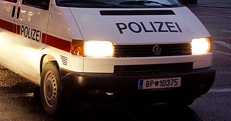 Zehn Polizeistreifen beim Atrium West, Rowdys angezeigt (Bild: Andi Schiel)