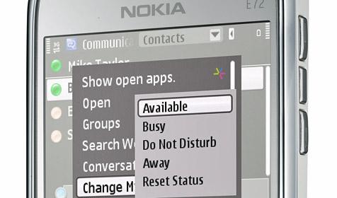 Nokia und Microsoft stellen gemeinsam entwickelte App vor (Bild: Nokia)
