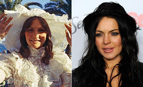 Lindsay Lohan spielt den Pornostar Linda Lovelace