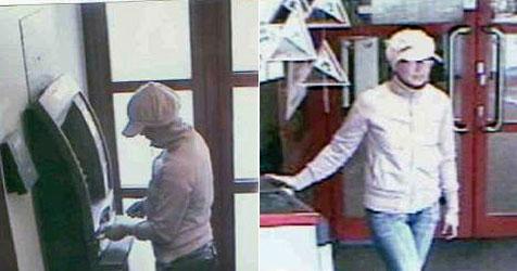 Beim Verstauen der Einkäufe: Tasche von Sitz gestohlen (Bild: Sicherheitsdirektion NÖ)