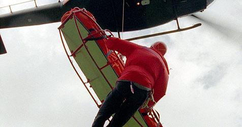 Drei Bergsteiger in Salzburg abgestürzt und schwer verletzt (Bild: dpa/dpaweb/dpa/Stephan Jansen)
