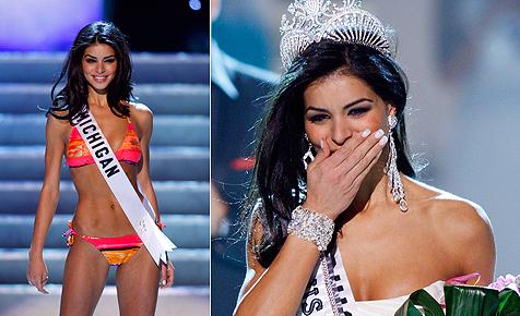 """Arabisch-stämmige Muslimin zur neuen """"Miss USA"""" gewählt"""