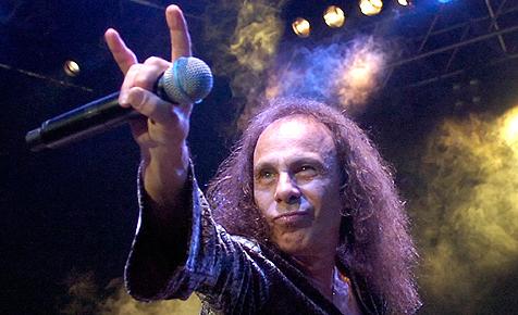 Black-Sabbath-Sänger Ronnie James Dio ist tot
