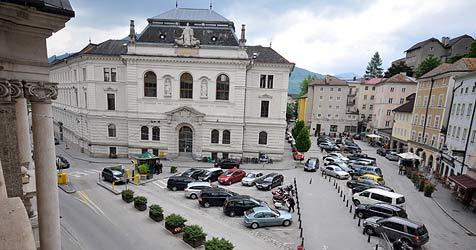 Kajetanerplatz könnte ab 2012 autofrei sein (Bild: Wolfgang Weber)
