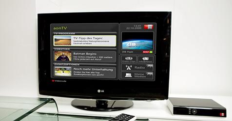 aonTV startet 3D-Fernsehen in Österreich (Bild: Telekom Austria)