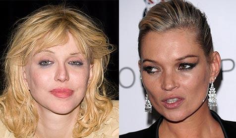 """Rockerin Courtney Love: """"Ich hatte was mit Kate Moss"""" (Bild: AP)"""