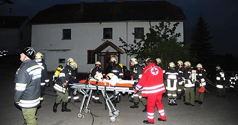 81-jähriger Landwirt stirbt in Flammen (Bild: foto kerschi)