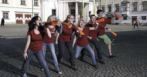 Katholische Jugend plant längstes Protestlied der Welt (Bild: Katholische Jugend)