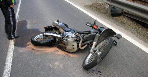 Serie von Zweirad-Unfällen am Pfingstsonntag (Bild: FF Pernitz)