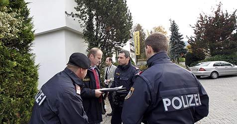 """Angeklagter leugnet Bankraub: """"Ich war damals in Prag!"""" (Bild: Markus Tschepp)"""