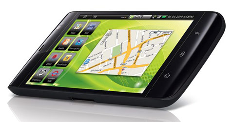 "Dell bringt iPad-Rivalen ""Streak"" auf den Markt"