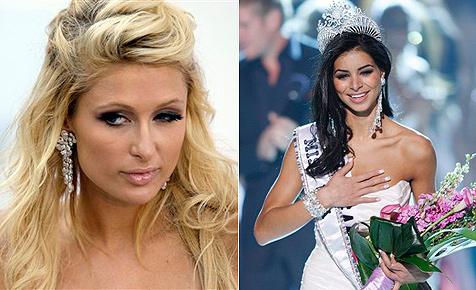 """Reinhardt tröstet sich mit """"Miss USA"""" Rima Fakih"""