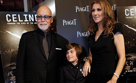 Sängerin Celine Dion erwartet Zwillinge