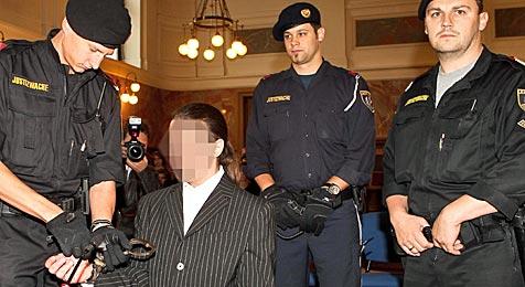 40-Jähriger wollte seine Kinder töten: 14 Jahre Haft (Bild: APA/Mike Vogl/Neumayr/Mike Vogl/Neumayr)
