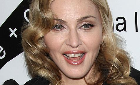 Madonna lässt sich um 100.000 Pfund runderneuern