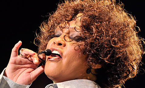 "Whitney Houston bricht bei ""I will always love you"" ab"
