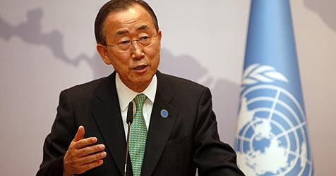 UNO-General Ban eröffnet Akademie gegen Korruption