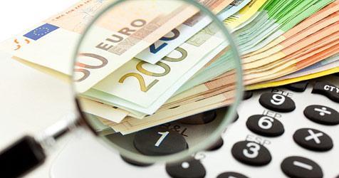 Baumeister soll 1,3 Mio. € an Abgaben hinterzogen haben (Bild: © 2010 Photos.com, a division of Getty Images)