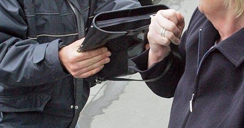 Dieb in Hallein nach Verfolgungsjagd gestellt (Bild: Andi Schiel)