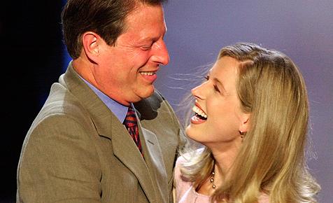 Al Gores Tochter Karenna Gore trennt sich von Ehemann
