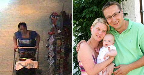 Prozess nach Baby-Entführung startet Anfang April (Bild: Polizei Salzburg, APA/FOTO NEUMAYR)