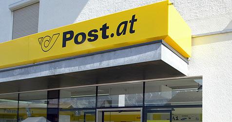 Angestellte vereitelt Überfall auf Postamt (Bild: christof birbaumer)