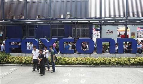 Foxconn streicht in Zukunft Zahlungen an Hinterbliebene (Bild: AP)