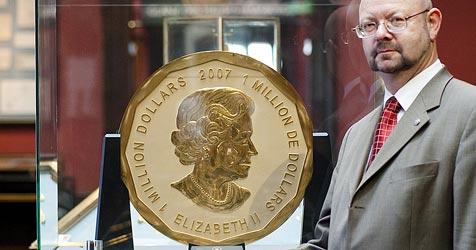 Monster-Goldmünze kommt in Wien unter den Hammer (Bild: Dorotheum)