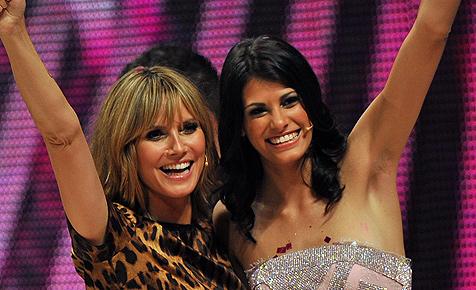 """Österreicherin ist """"Germany""""s next Topmodel 2010""""!"""