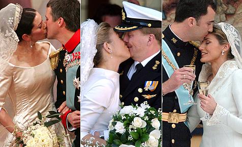 """Wenn Royals heiraten - ist""""s einfach schön..."""