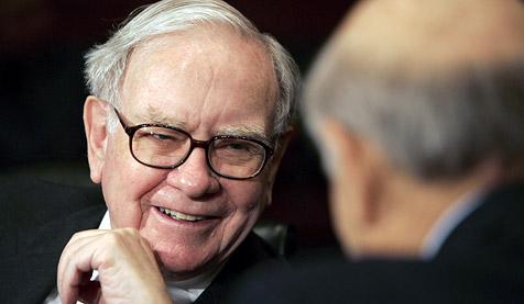 Starinvestor Warren Buffett kauft sich bei IBM ein