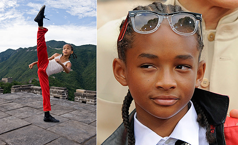 """Will Smiths Sohn Jaden erobert als """"Karate Kid"""" Kinos"""