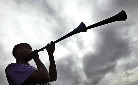 Linzer Goldschmied fertig teuerste Vuvuzela der Welt