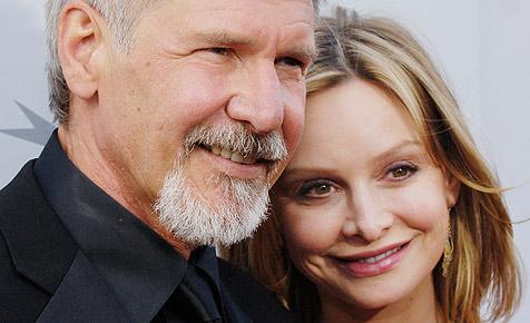 Harrison Ford und Calista Flockhart im Hafen der Ehe